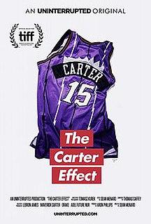 <i>The Carter Effect</i> 2017 Canadian film