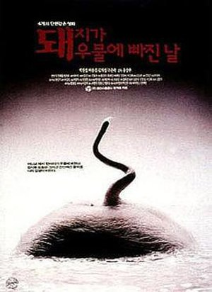 The Day a Pig Fell into the Well - Theatrical poster