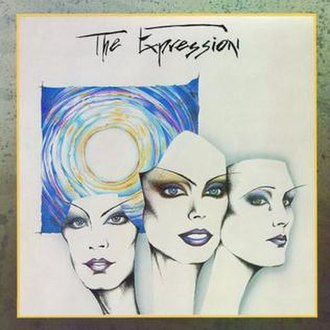The Expression (album) - Image: The Expression by The Expression