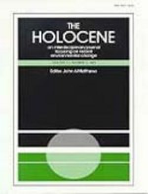 The Holocene - Image: The Holocene journal front cover image