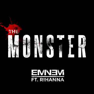 The Monster (song) - Image: The Monster cover