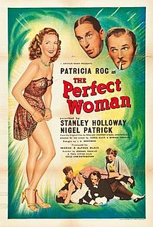 <i>The Perfect Woman</i> (1949 film) 1949 film by Bernard Knowles