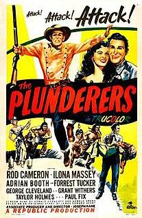 <i>The Plunderers</i> (1948 film) 1948 film by Joseph Kane