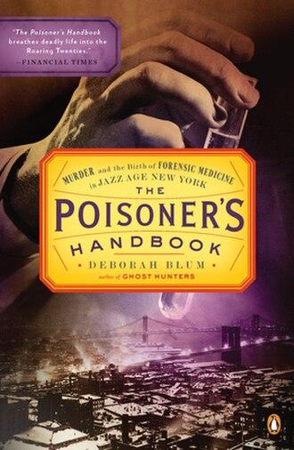 The Poisoner's Handbook - Image: The Poisoner's Handbook image