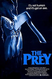 <i>The Prey</i> (1983 film)