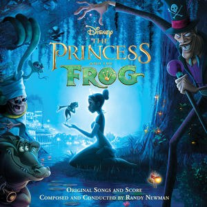 The Princess and the Frog (soundtrack) - Image: The Princess and the Frog Soundtrack
