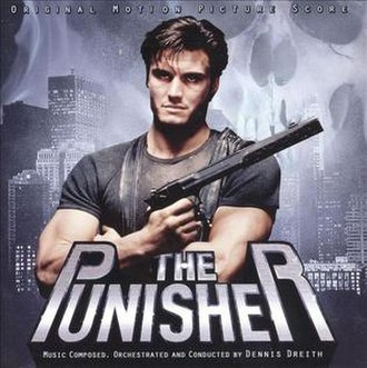 The Punisher (1989 score) - Image: The Punisher 1989 score picture