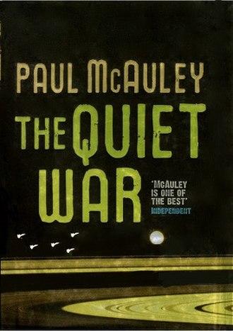The Quiet War (novel) - Image: The Quiet War (novel)