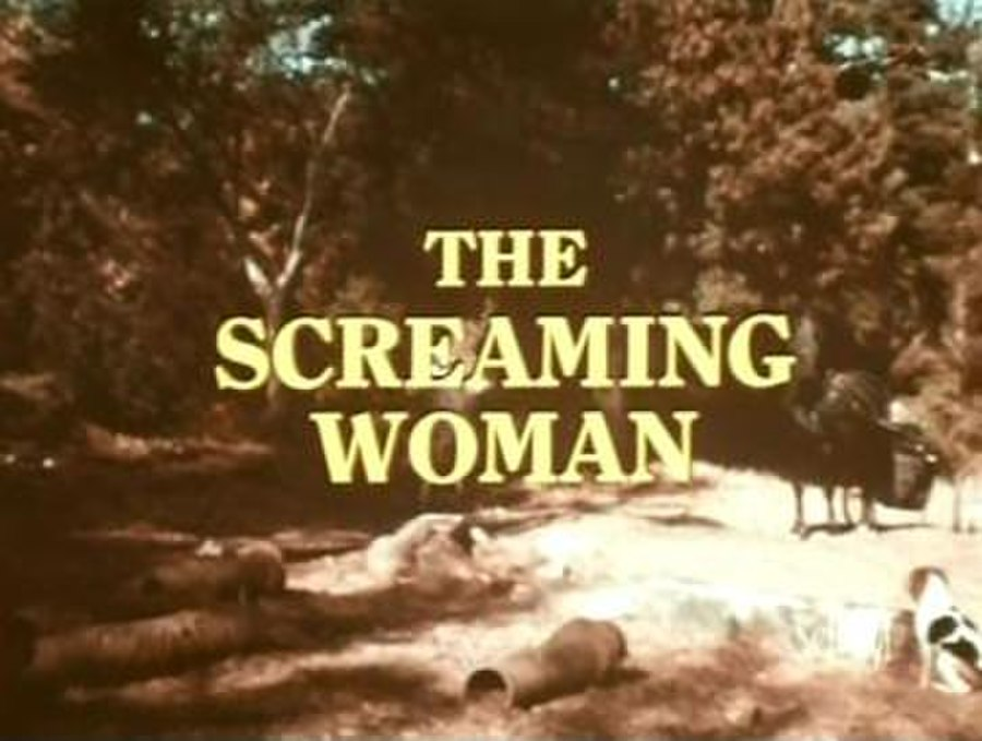The Screaming Woman