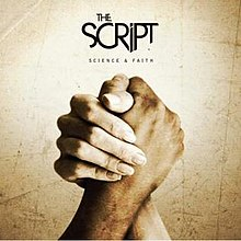 The Script - Science And Faith Cover Download