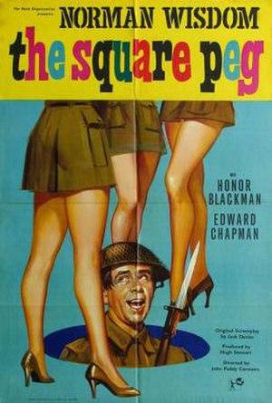 The Square Peg - Image: The Square Peg Film Poster
