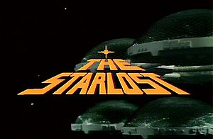 The Starlost - The Starlost title card from the original series
