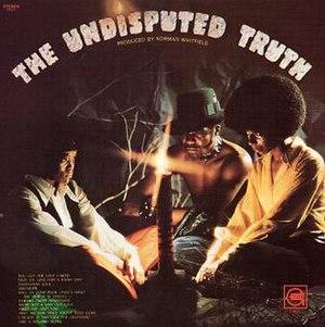 The Undisputed Truth (The Undisputed Truth album) - Image: The Undisputed Truth (1971)