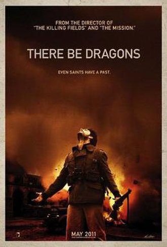 There Be Dragons - Theatrical release poster