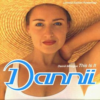 Dannii Minogue — This Is It (studio acapella)