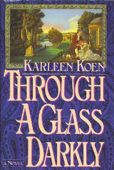 Picture of a book: Through A Glass, Darkly