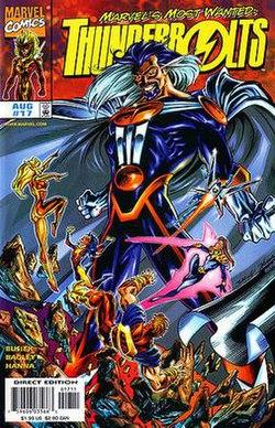 Graviton (comics) - Wikipedia