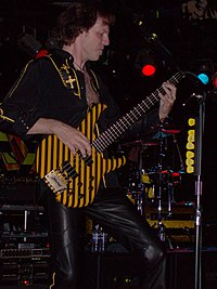 Tim Gaines Live in Clifton Park, NY, United States, September 12, 2009.JPG