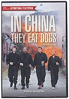 Picture of a movie: In China They Eat Dogs