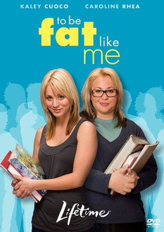 To Be Fat like Me - Promotional Poster