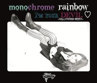 Monochrome Rainbow (song) 2011 single by Tommy heavenly