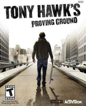 Tony Hawk's Proving Ground - Image: Tony hawk ground