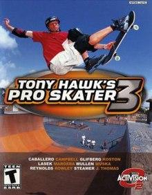 Tony Hawk's Pro Skater 3 - Wikipedia