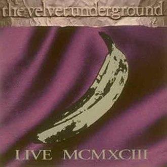 Live MCMXCIII - Image: VU 1993 1