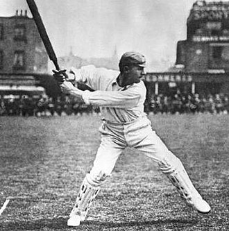 "Neville Cardus - Victor Trumper, whose batting was placed among ""all the delights I have known"" (Autobiography)"