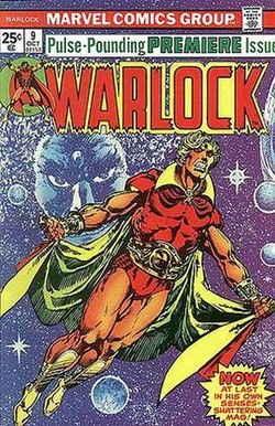 captain marvel adam warlock