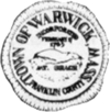 Official seal of Warwick, Massachusetts