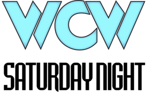 WCW Saturday Night - Image: Wcwsaturdaynightlogo