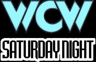 <i>WCW Saturday Night</i> Former professional wrestling television series