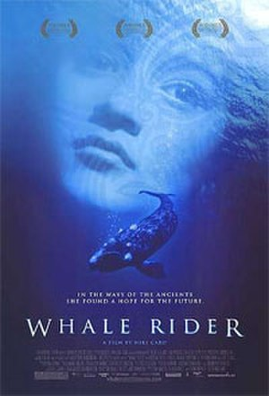 Whale Rider - Theatrical release poster