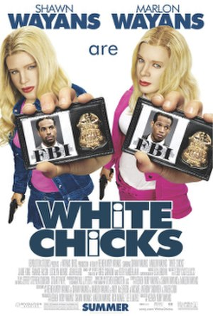 White Chicks - Theatrical release poster
