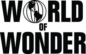 World of Wonder (production company) - Image: World of Wonder logo