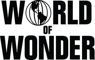 World of Wonder (production company) - Image: World of Wonder logo