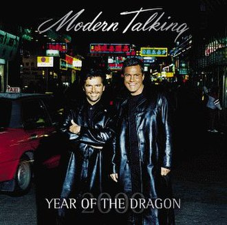 Year of the Dragon (Modern Talking album) - Image: Year of the dragon