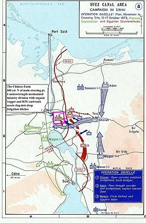 Battle of Suez - Wikipedia on