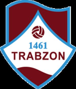 1461 Trabzon - Image: 1461 Trabzon team logo