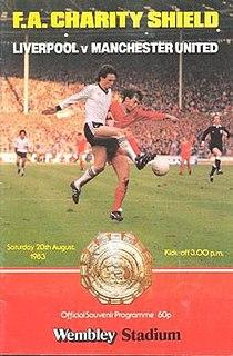 1983 FA Charity Shield Football match