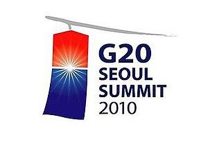 2010 G20 Seoul summit - Image: 2010 G20 Seoul summit logo