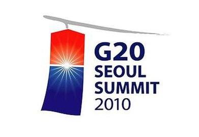 2010 G20 Seoul summit logo