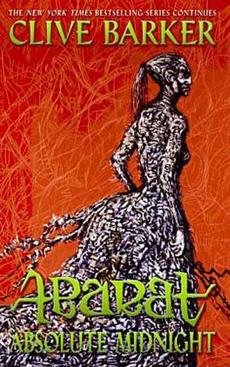 Absolute Midnight - The first edition cover of Absolute Midnight.
