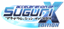 Acceleration of suguri x edition logo.png