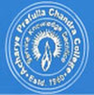 Acharya Prafulla Chandra College - Image: Acharya Prafulla Chandra College logo