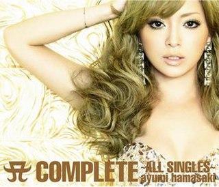 <i>A Complete: All Singles</i> 2008 greatest hits album by Ayumi Hamasaki