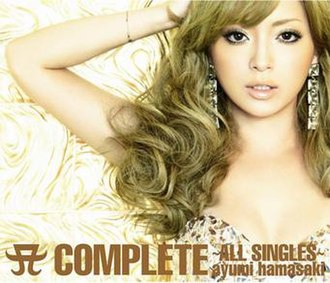 A Complete: All Singles - Image: Acompletecdonlylarge r