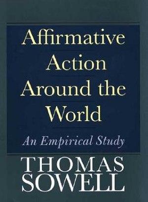 Affirmative Action Around the World - Image: Affirmative Action Around the World