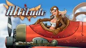 Altitude (video game) - Image: Altitude cover